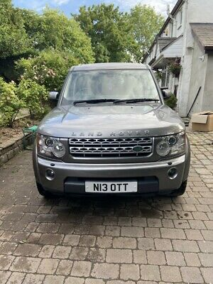 Land Rover Discovery 2011 Automatic