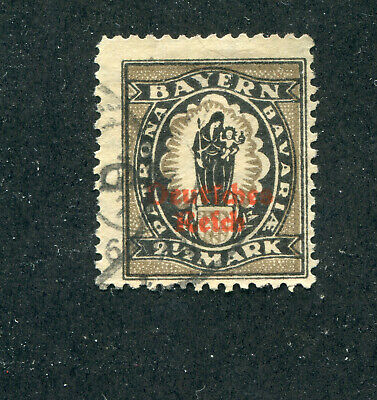 German States,Stamps. Bavaria # 270a   Used  No Faults
