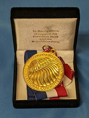 2002 Gold Republican Medal:  National. Republican Congressional Committee