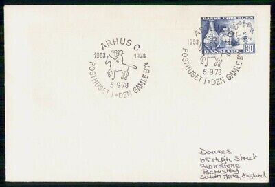 Mayfairstamps Denmark 1978 Vases Cover wwe_97853