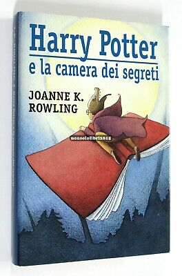 J.K. Rowling HARRY POTTER E LA CAMERA DEI SEGRETI Mondolibri 2000