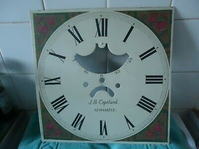 Longcase / Grandfather Clock face  j.b. copeland newcastle Wall Art