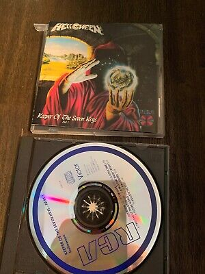 Keeper of the Seven Keys, Pt. 1 by Helloween (CD, Oct-1990, RCA)