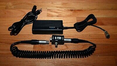 FSI FLIR Systems Power Supply / Camera Cable with Video Out