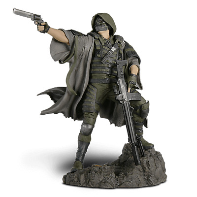 Ghost Recon Breakpoint Wolves Collectors Edition Figur Statue