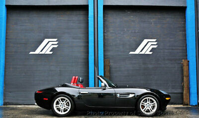 2001 BMW Z8 Roadster 2001 BMW Z8 Roadster 6 Speed Manual One Owner 8,100 Miles 144 Month Financing