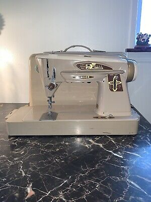 Vintage Singer 503A Sewing Machine With Case