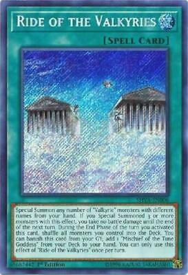 EP19-JP011 Ultra Japan mint Yu-Gi-Oh Ride of the Valkyries