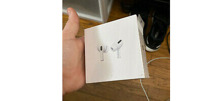 Brand new and Sealed Apple AirPods Pro - with Wireless Charging Case - White