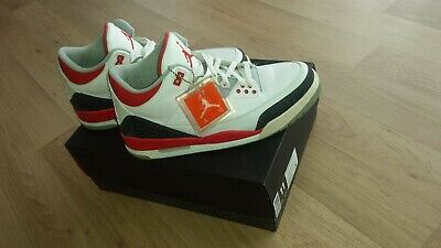 Air Jordan 3 retro fire red 2014