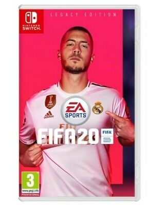 Fifa 20 Nintendo Switch Legacy Edition