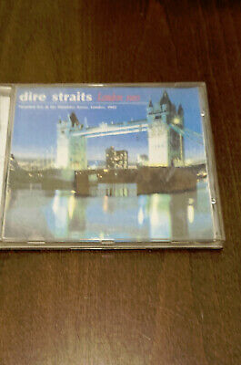 Dire Straits-Cd-Live London 1985-Picture Cd-Limited Edition-Live Wembley