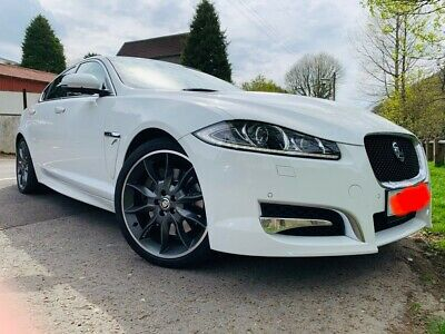 Jaguar XF S portfolio (fsh, low mileage, sunroof)