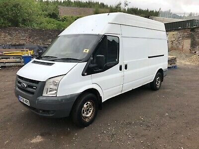2008 Ford Transit 100 t350 MWB high top van spares or repair