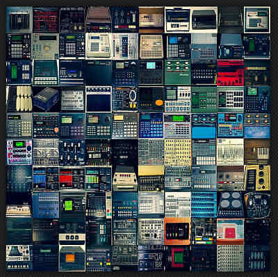 440 Drum Machines & Rack Mounts: Sounds & Samples (Large Collection)with EXTRA🔥
