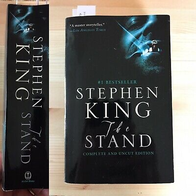 The Stand: the complete and uncut edition—1990—Stephen King—1st prt.—Trade PB