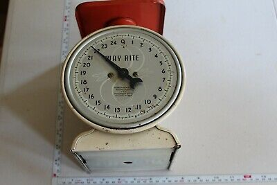 Way Rite Vintage Scale, up to 24 pounds