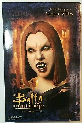 "Btvs Sideshow 12"" Buffy The Vampire Slayer Alyson Vamp Willow 1/6 Action Figure"