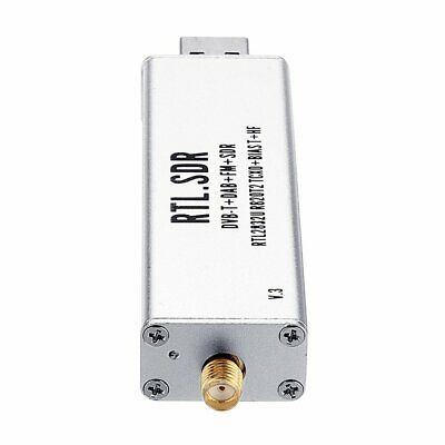 0.1MHz-1.7GHz TCXO RTL SDR Receiver R820t2 USB RTL-SDR Dongle with 0.5ppm GN