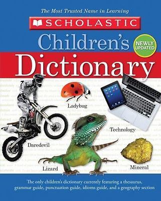 Scholastic Children's Dictionary by Scholastic , Hardcover