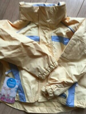 NWT CHILDRENS REGATTA WATERPROOF OUTDOOR COAT AGE 3 4 YEARS  Holidays