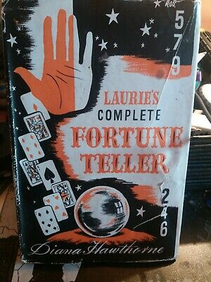 LAURIE'S COMPLETE FORTUNE TELLER. by Diana Hawthorne.1st Edition