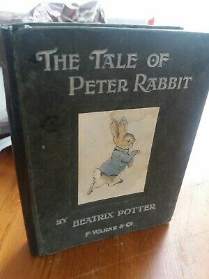 The Tale Of Peter Rabbit. By Beatrix Potter. Vintage Edition. Good Rare Copy