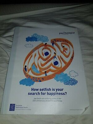 The Psychologist August 2018 Volume 31 Number 8