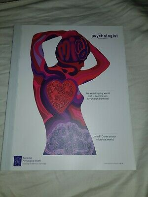 The Psychologist January 2019 Volume 32 Number 1
