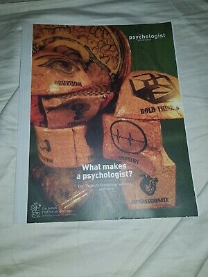 The Psychologist January 2020 Volume 33 Number 1
