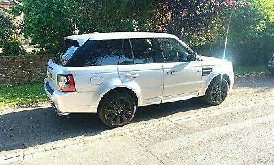 2013 range rover sport 3.0sdv6 hse with autobiography bodykit / low miles