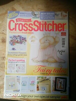 Cross Stitcher magazine, issue 225 may  2010