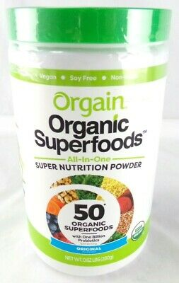 Orgain® ORGANIC SUPERFOODS™ All-In-One Super Nutrition Original 20 Servings 6/21
