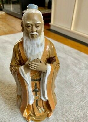 Large Ornament,  Collectable,   Chinese Mudmen - Vintage