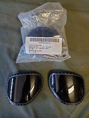 Military protective goggle Lens