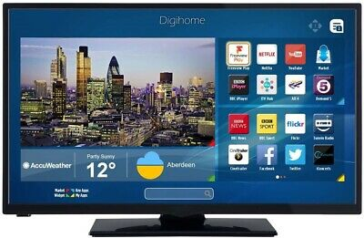 "Digihome 32"" Smart LED TV with Freeview Play 32273SFVPT2HD"