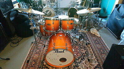 Pearl Reference Drumset - Rootbeer Fade (20,10,12,14)