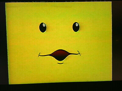Nickelodeon Nick Jr Blues Clues Face VHS Sold As Blank Home Recording