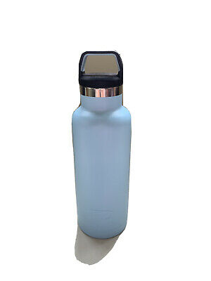 NEW~RTIC Stainless Steel Water Bottle~16oz~ICE BLUE