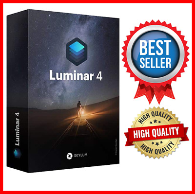 Luminar v4.2 Photo Editor 2020 Full Version LifeTime for Windows