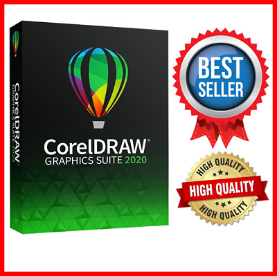 Corel draw graphics suite 2020✔️Full Version✔️Multilingual✔️