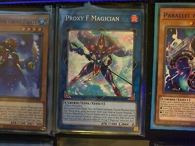 ETCO-EN047 Proxy F Magician1st Edition CommonYuGiOh Trading Card Game TCG