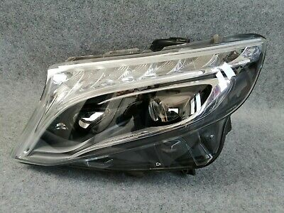Original Mercedes W447 Vito Voll Led ILS Scheinwerfer Links A4479064800
