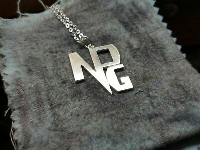 Pendant - Iconic Group Name - Remembrance - 925 Silver - Handmade