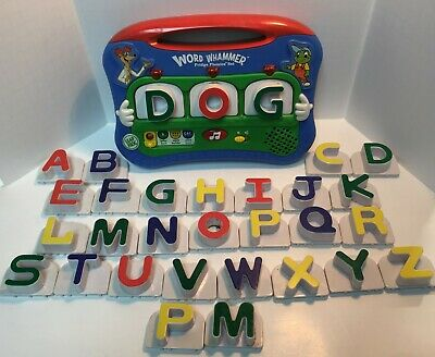 Word Whammer By Leap Frog, Complete, Working, Extra Letters