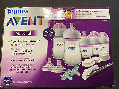 Philips Avent Natural Latch On New Open Box