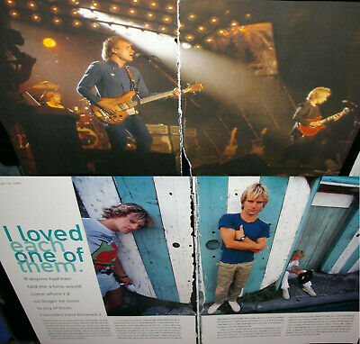 The POLICE 80x Clippings 1980s-recent