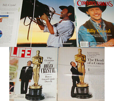 BILLY CRYSTAL 150x Clippings 1988-to-recent