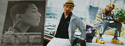 PHARRELL Williams 88x Clippings Cover