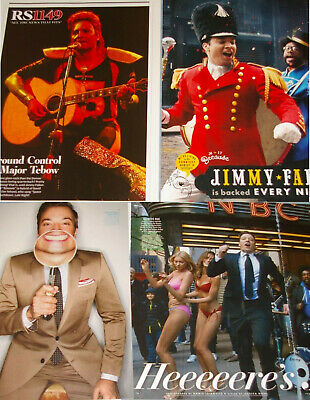 JIMMY FALLON 98x Clippings Covers